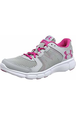 Under Armour Women Shoes - Women UA W Thrill 2 Training Running Shoes, (Overcast Gray 942)