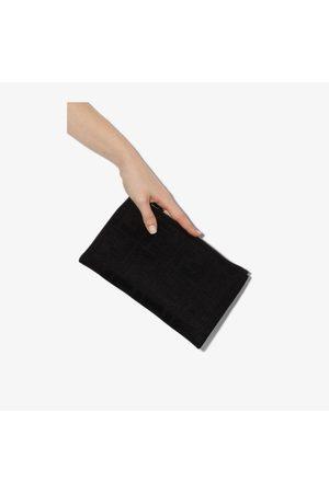 Fendi FF small canvas pouch