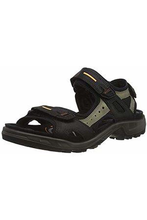 Ecco Men's Offroad Tarmac Sandals, /Mole/ ( /MOLE/BLACK34)
