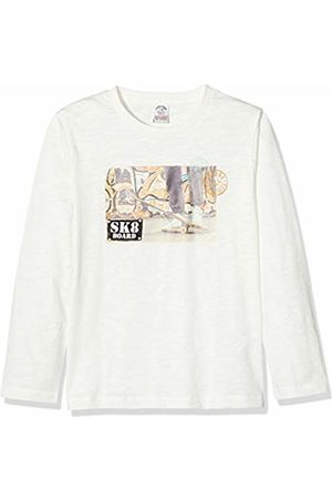 Charanga Boy's carfiti Long Sleeve T-Shirt