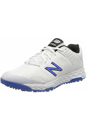 New Balance Men's 4020v4 Cricket Shoes, (Cobalt Cobalt)