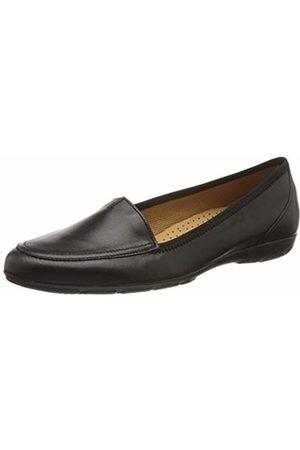 Gabor Shoes Women's Casual Ballet Flats, (Schwarz 27)