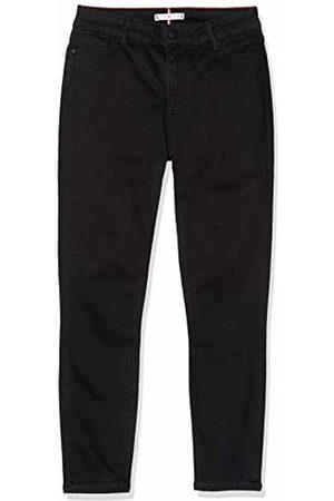 Tommy Hilfiger Women's Harlem Ultra Skinny HW ANE Straight Jeans