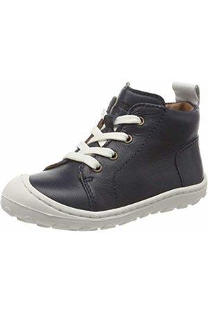 Bisgaard Unisex Babies' Thit Low-Top Sneakers, (Navy 1410)