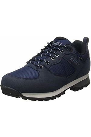 Aigle Men's Plutno Mtd Trainers, (Darknavy 001)