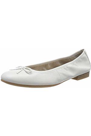 Tamaris Women's 1-1-22116-24 Ballet Flats, ( 100)
