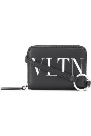 VALENTINO GARAVANI VLTN zipped wallet