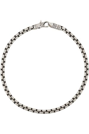 TOM WOOD Chain link bracelet - Metallic