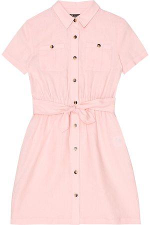 Loro Piana Linen shirt dress