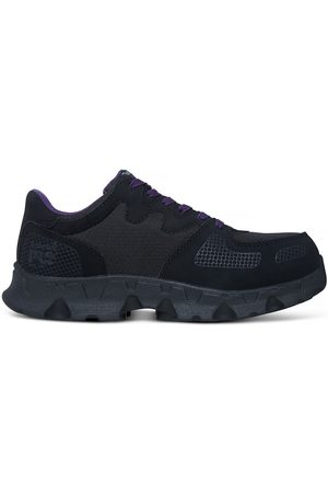 Timberland Women's pro powertrain sneaker and violet , size 4.5