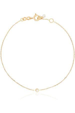 GIGI CLOZEAU 18kt Dot diamond bracelet