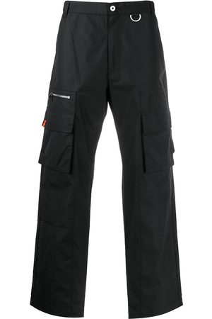 Heron Preston Loose-fit cargo trousers