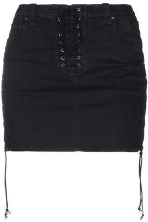 BEN TAVERNITI BOTTOMWEAR - Denim skirts