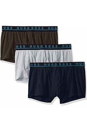 HUGO BOSS Men's Trunk 3P CO EL Boxer Shorts