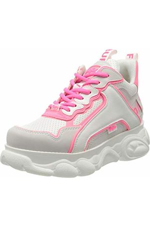 Buffalo Women's Chai Hi-Top Trainers, ( /Neon 000)