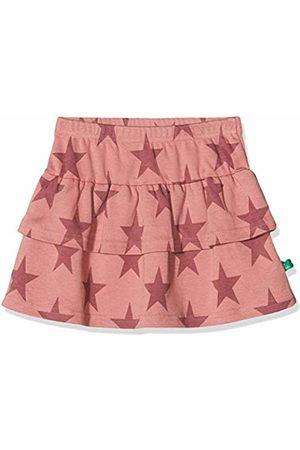Green Cotton Baby Girls' Star Skirt