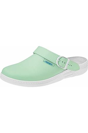 "Abeba 7091-42 Size 42 ""The Original"" Occupational-Clog Shoe - Mint /"