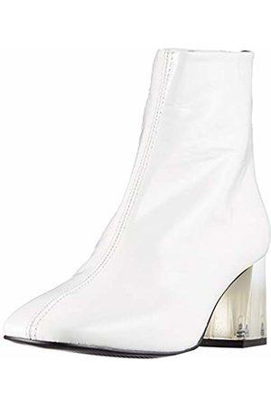 L'INTERVALLE Women's SOHO X Naplack Mid Calf Boot