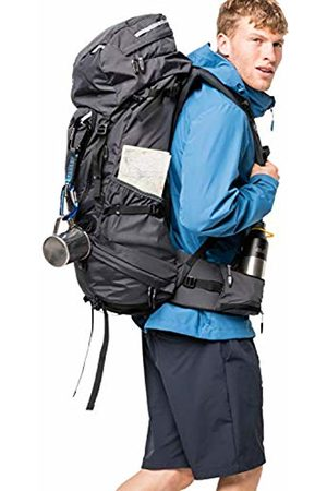 Jack Wolfskin HIGHLAND TRAIL 55L MEN internal frame backpack with dual access and rain cover