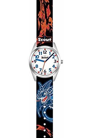 Scout Boys Analogue Quartz Watch with Textile Strap 280309004