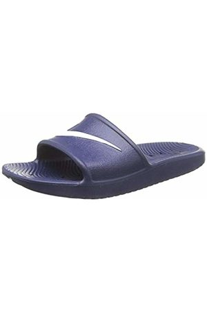 Nike Men's KAWA SHOWER Beach & Pool Shoes, (Midnight Navy/ 400)