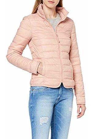 Only Women's Onltahoe Jacket OTW Misty Rose