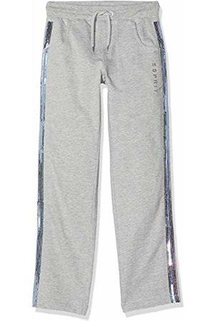 Esprit Kids Girl's Rq2300512 Knit Pants Trouser, (Mid Heather 260)