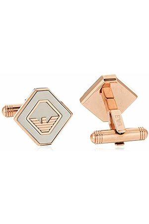 Emporio Armani Men Stainless Steel Cufflinks EGS2636040