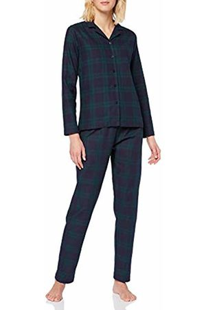 Tommy Hilfiger Women's Set Ls Flannel Check Pyjama Bottoms