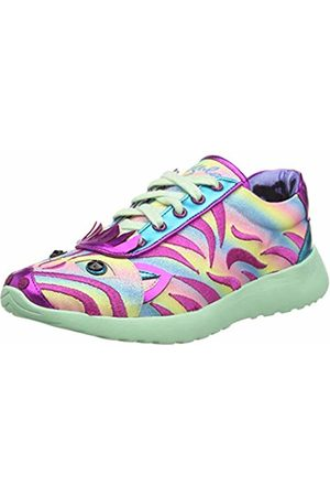 Irregular Choice Women's Mammalia Trainers, ( B)