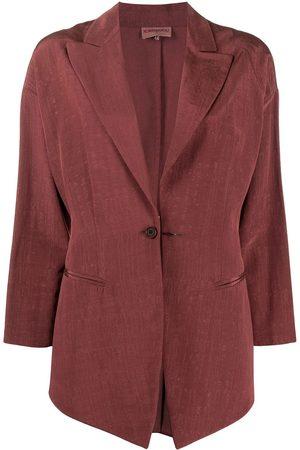 ROMEO GIGLI Women Blazers - 1990s notched lapel blazer