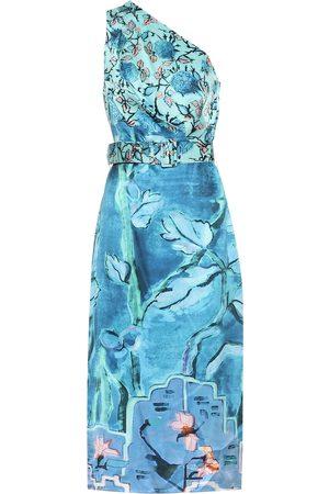 Peter Pilotto Women Printed Dresses - Printed silk dress