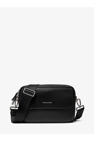 Michael Kors Women Laptop & Business Bags - Hudson Pebbled Leather Crossbody Bag
