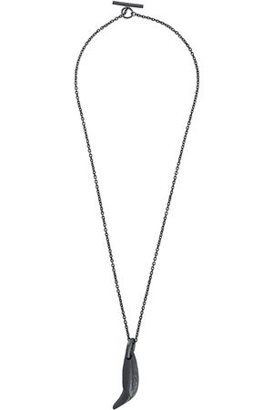 PARTS OF FOUR Bear Tooth necklace - Metallic