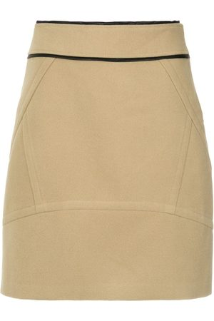 Olympiah Pumacahua a-line skirt