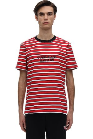 GUESS SPORT Babylon Logo Cotton Jersey T-shirt