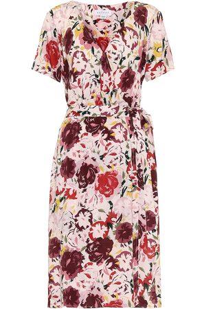 Velvet Exclusive to Mytheresa – Rona floral wrap dress