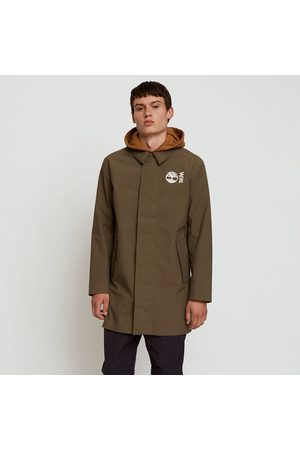 Timberland ® x woodwood cls raincoat for men in greige greige, size l