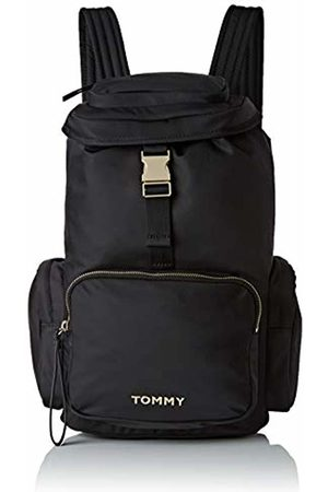 Tommy Hilfiger Womens Th Nylon Backpack Backpack