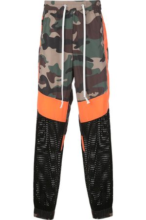 God's Masterful Children Men Trousers - Terry track pants