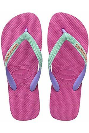 Havaianas Women's Top Mix Flip Flops, (Hollywood Rose 0064)