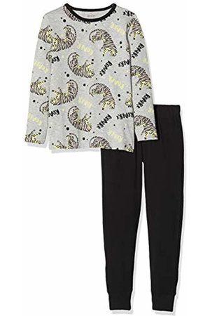 Name it Boys' Nkmnightset Mel AOP Glow Noos Pyjama Sets