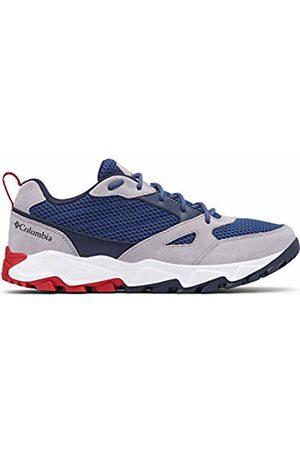 Columbia Men's IVO Trail Breeze Walking Shoe, (Carbon, Rust 469)