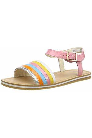 Clarks Girls' Finch Stride Y Sling Back Sandals, ( Lea Lea)