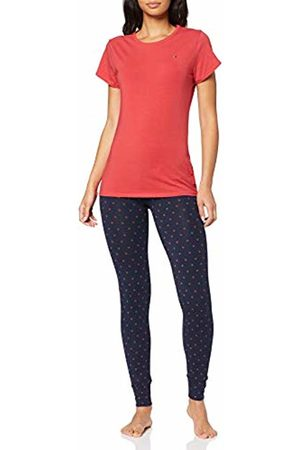 Tommy Hilfiger Women's Legging Set Ss Pyjama Bottoms