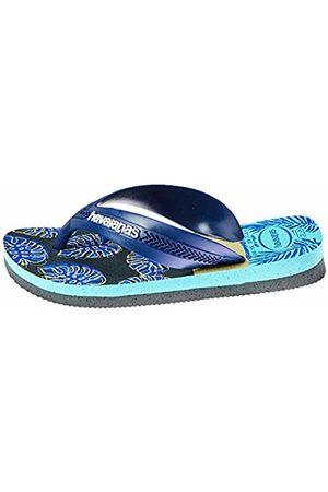 Havaianas Unisex Kid's Max Trend Flip Flops, (Brod 3222)