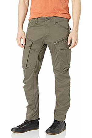 G-Star Men's Rovic Zip 3D Straight Tapered Trousers, (Gs 1260)