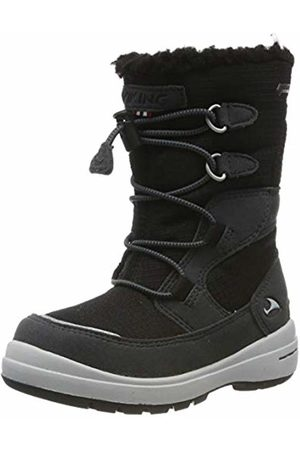 Viking Unisex Kids' Totak GTX Snow Boots, ( /Charcoal 277)