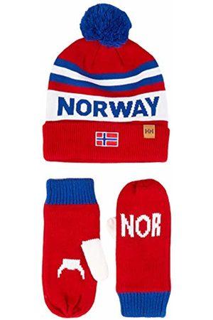Helly Hansen Going for Gold Beanie, (Norwegian Flag )