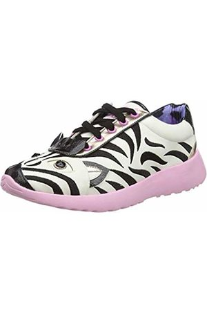 Irregular Choice Women's Mammalia Trainers, ( A)
